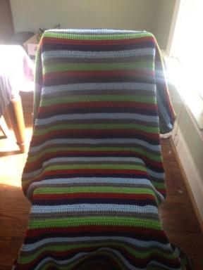 Blanket for David